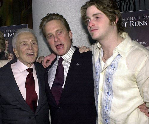 Michael Douglas' son, Cameron, released from prison