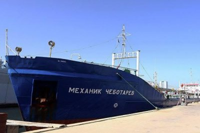 Libya releases three Russia merchant marine officers