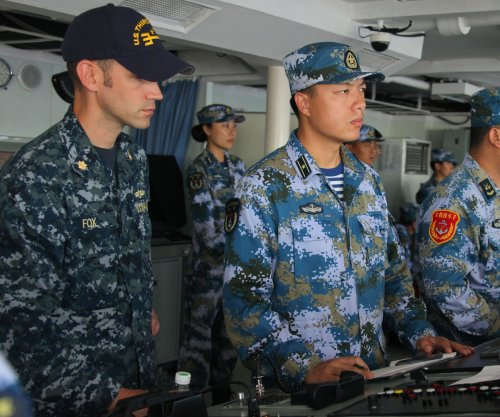 China promotes South Sea fleet commander to head of navy