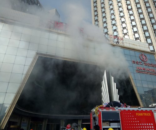 At least 10 people dead in China hotel fire