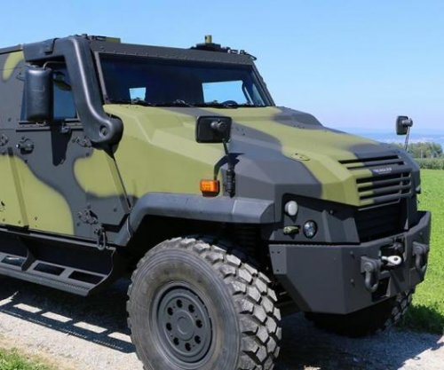 Denmark contracts with General Dynamics for EAGLE armored ATVs