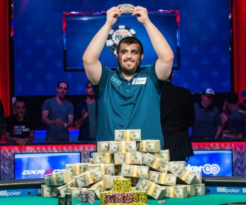 Scott Blumstein wins 2017 World Series of Poker's $8.15M prize