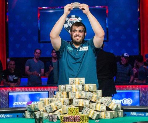 Scott Blumstein wins 2017 World Series of Poker's $8.15M prize