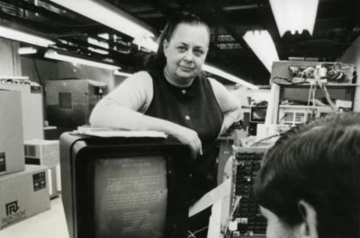 Evelyn Berezin, creator of world's first word processor, dies at 93