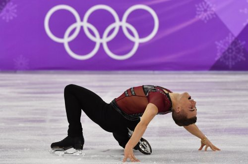 Figure skater Adam Rippon wants to 'reinvent,' pursue acting