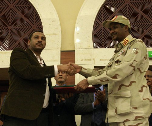 Sudan's ruling military, opposition sign power-sharing agreement