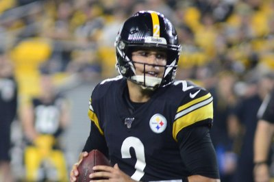 Pittsburgh Steelers' Mason Rudolph ruled out for Week 6 with concussion