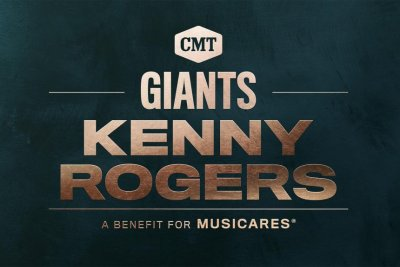 CMT to honor Kenny Rogers with benefit concert special