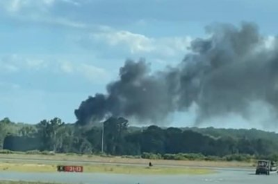 Firefighting helicopter crashes in Florida; no survivors found