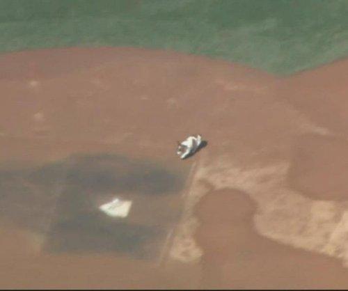Dog runs Dodger Stadium bases in 21.06 seconds for Guinness World Record