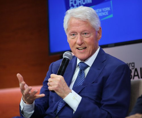 Bill Clinton released from hospital after treatment for infection in bloodstream