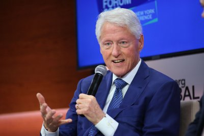 Bill Clinton released from hospital after infection in bloodstream