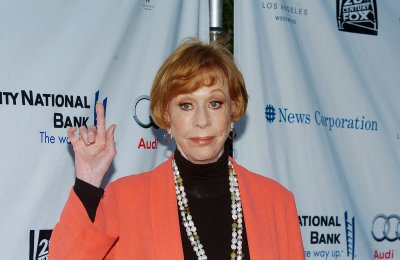 Carol Burnett presented Mark Twain Prize for American Humor