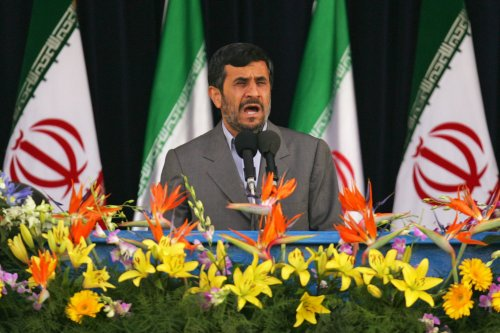 Ahmadinejad asked to save academic city