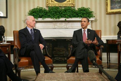 Obamas, Bidens release tax info