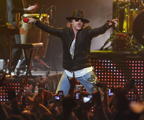 Slash and Axl Rose are 'cool at this point' after years of ill will