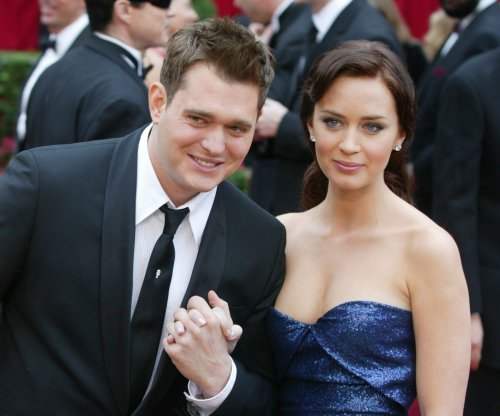 Emily Blunt discusses Michael Buble cheating rumors