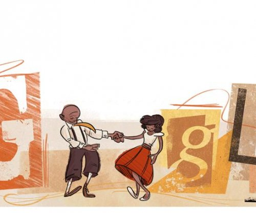 Google Doodle celebrates dancer Frankie Manning's 102nd birthday