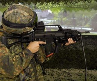 Thales to modernize German army simulators