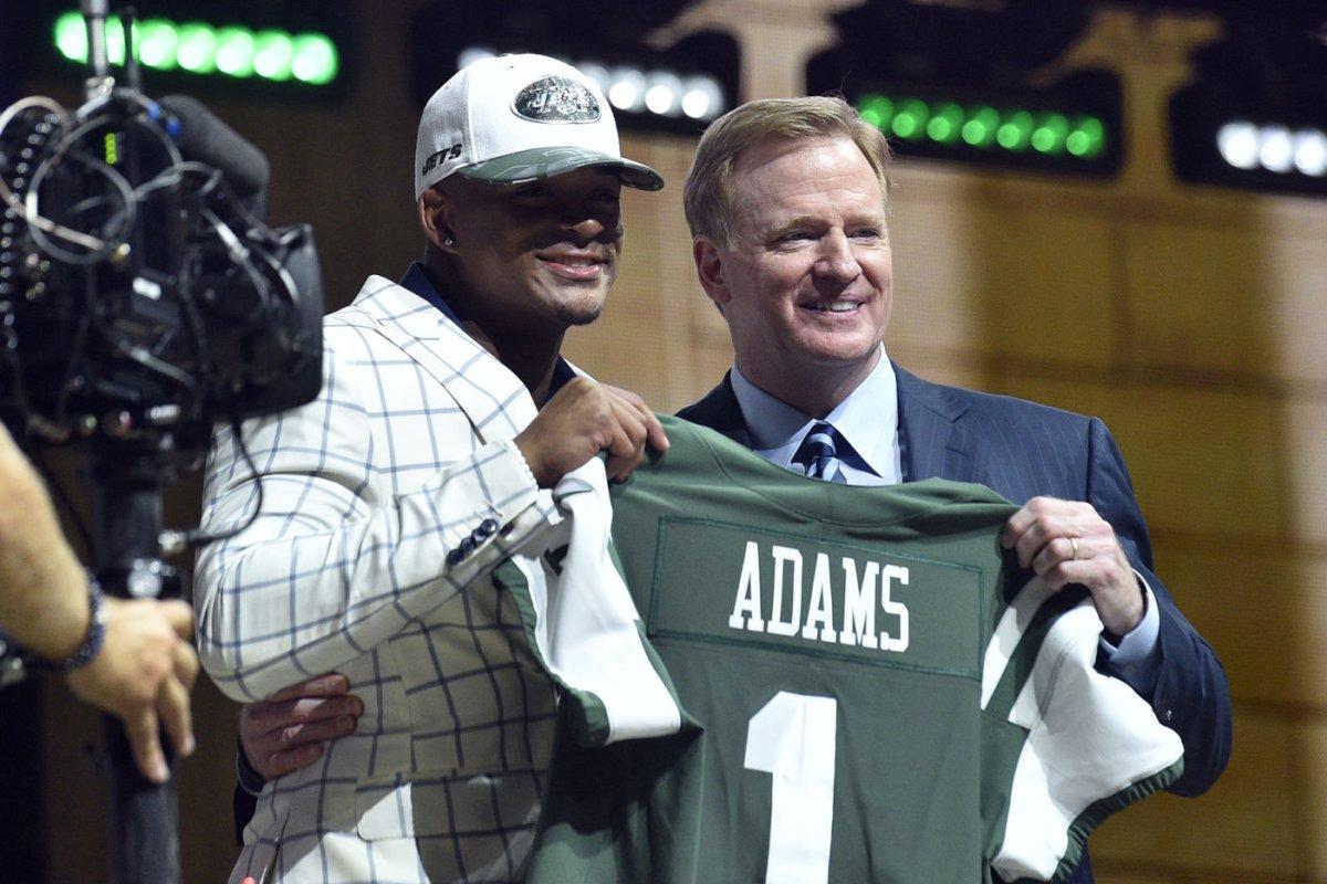 New York Jets 2017 Draft Grade
