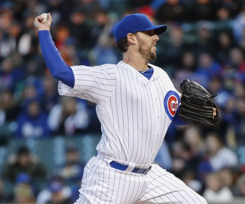 Chicago Cubs push across run in 13th inning to down Philadelphia Phillies