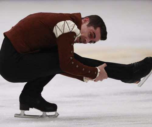 Spain's Fernandez leads men's European Figure Skating championship