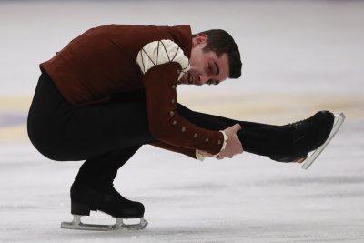 Spain's Fernandez leads men's European Figure Skating championship