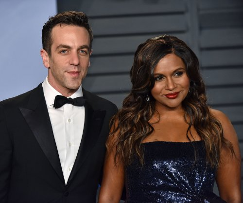 Mindy Kaling, B.J. Novak reunite at TV screening