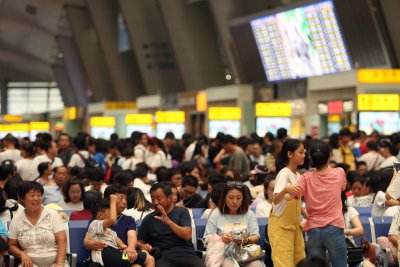 U.S. issues China travel advisory warning of 'exit bans'