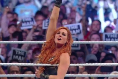 WWE Royal Rumble: Becky Lynch, Seth Rollins headed to WrestleMania