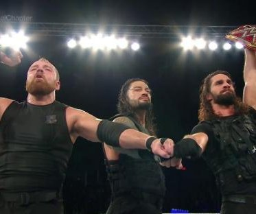 Dean Ambrose has final WWE match with Roman Reigns, Seth Rollins