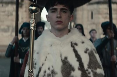 'The King': Timothee Chalamet plays Henry V in teaser trailer