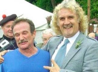 Billy Connolly on Robin Williams' death: He called to say goodbye