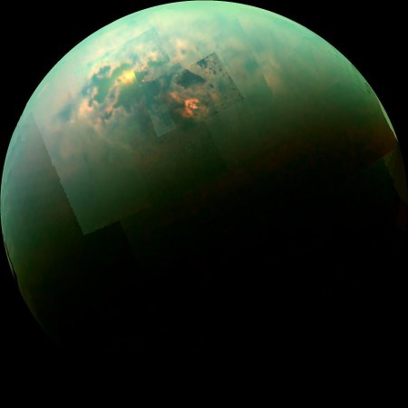 Cassini probe measures sea depth on Saturn's moon Titan