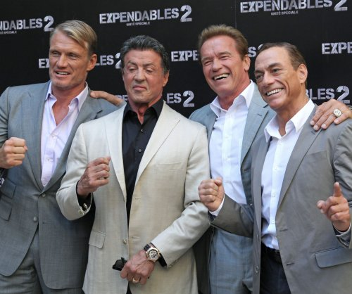 'The Expendables' series to be developed by Fox