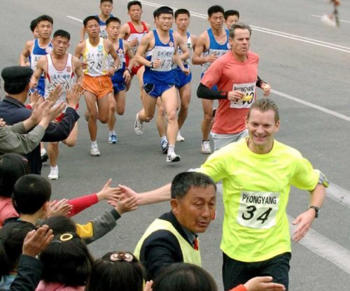Pyongyang Marathon draws more than 600 foreign runners