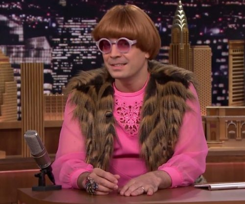 Watch: Jimmy Fallon and Charlize Theron choose each other's outfits on 'The Tonight Show'