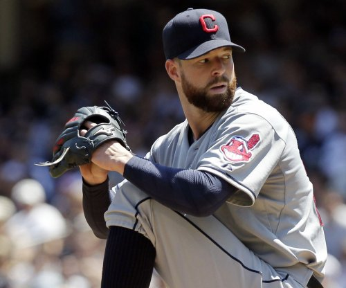 Kluber, Cleveland Indians shut out Houston Astros