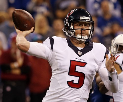 Brandon Weeden comes off bench to lead Houston Texans