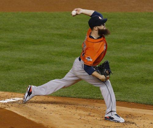 Dallas Keuchel, Houston Astros blank Detroit Tigers
