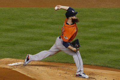 Dallas Keuchel, Houston Astros blank Detroit Tigers