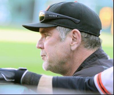 San Francisco Giants' Bruce Bochy still has confidence in Jake Peavy, Matt Cain