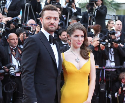 Justin Timberlake, Anna Kendrick perform 'True Colors' at Cannes
