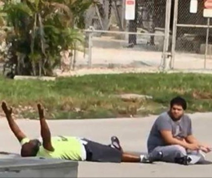North Miami police said shooting of unarmed caregiver was accidental
