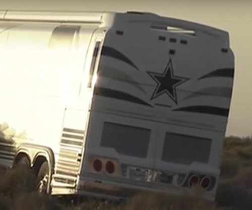Dallas Cowboys: Four killed in crash with team tour bus