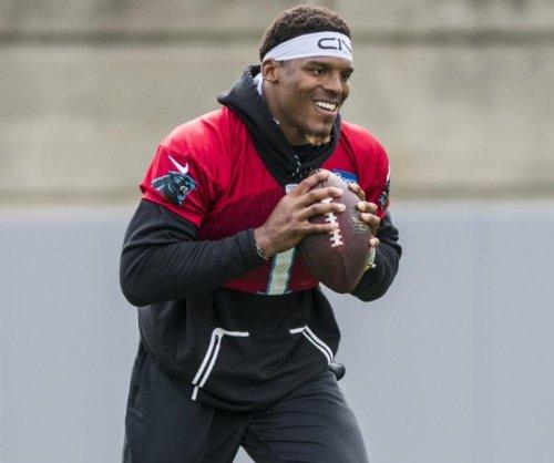 Cam Newton participates but doesn't throw at start of Carolina Panthers minicamp