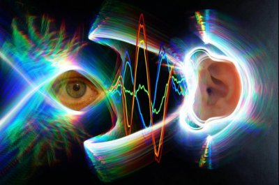 Study: When the eyes move, so do the eardrums