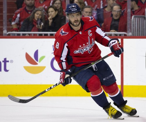 Surging Washington Capitals aim to close out Columbus Blue Jackets