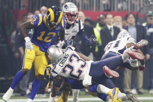 Patriots' Patrick Chung indicted on cocaine charge