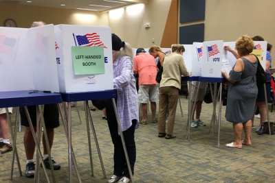 Judge permits Georgia to remove 120K 'inactive' voters from registration rolls